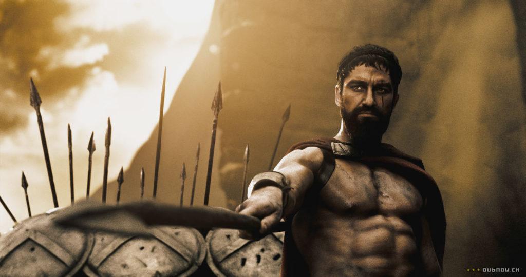 Leonidas from 300