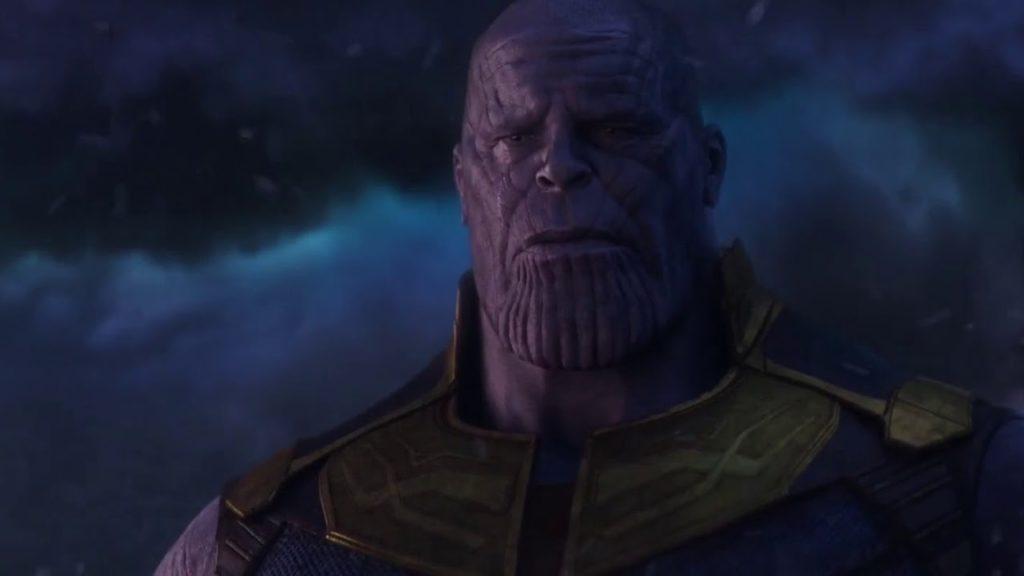 Thanos: Avengers Infinity War